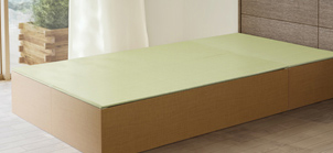 畳ベッドのリフォーム